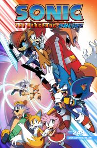 Sonic the Hedgehog Online #249