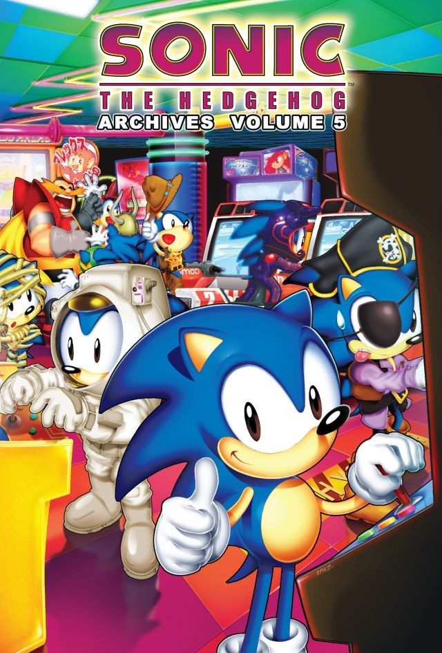 Sonic the Hedgehog Archives #5