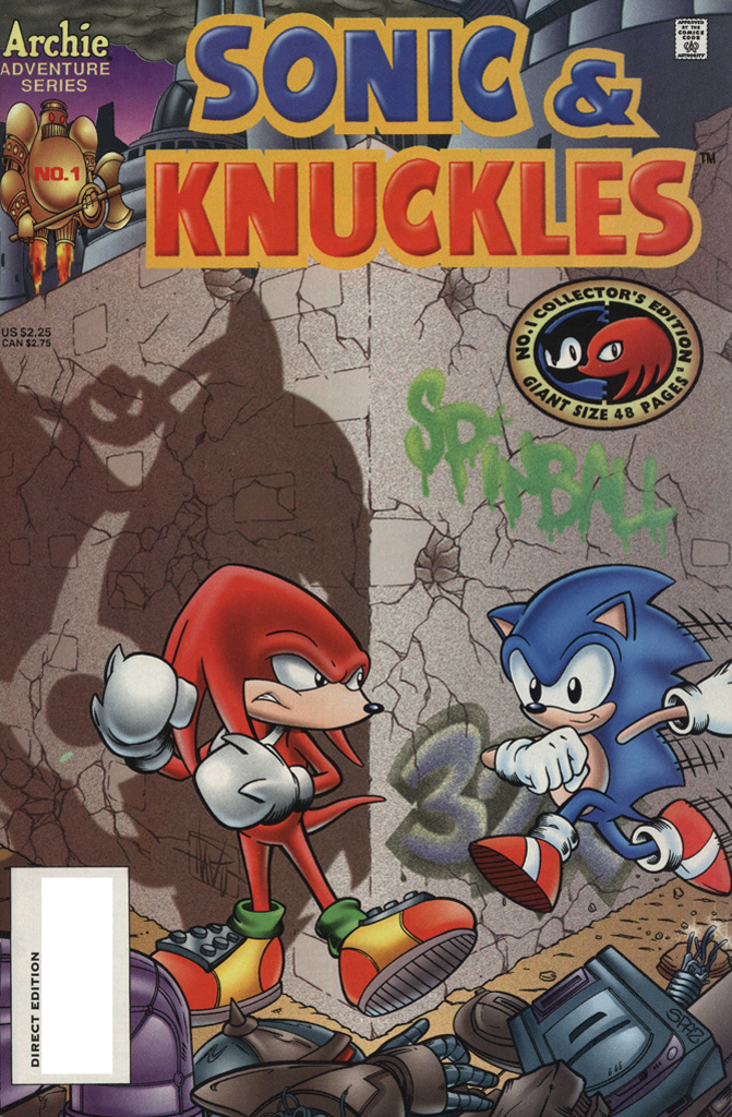 Sonic & Knuckles #1