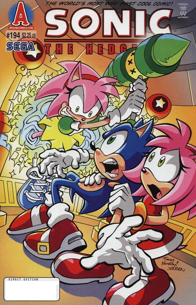 Sonic the Hedgehog #194